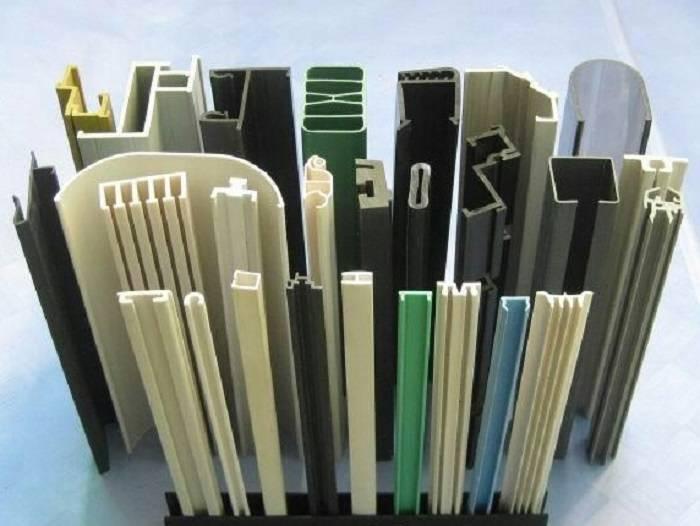 Customized PVC Profiles
