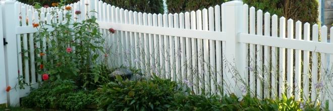 PVC Fence System