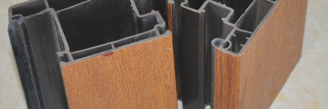 60mm Casement PVC Window profiles