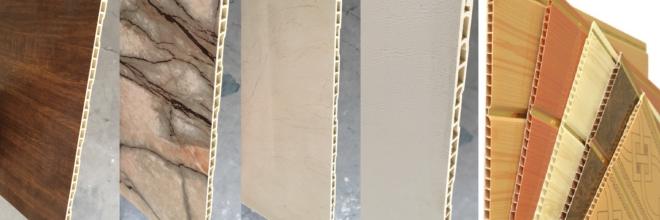 PVC/WPC Wall Panel